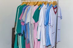 Dresses for medical professionals Stock Images
