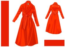 Dressing Gown Coat Stock Photos