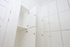 Dressing room detail Stock Photo
