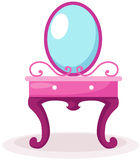 Dressing table Royalty Free Stock Photo