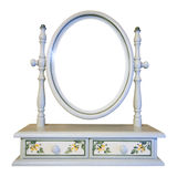 Dressing table mirror Stock Photos