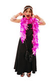 Dressing up Royalty Free Stock Images