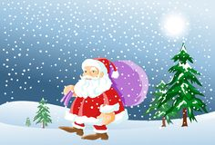 Dressing up as Santa Claus? Tips and Pointers Royalty Free Stock Photos