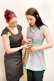 Dressmaker Stock Photography
