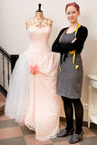 Dressmaker Royalty Free Stock Photography