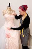 Dressmaker Royalty Free Stock Images