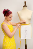 Dressmaker Royalty Free Stock Image