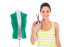 Dressmaker Royalty Free Stock Image