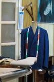 Dressmaker's shop Royalty Free Stock Photos