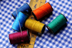 Dressmaking tools Royalty Free Stock Photography