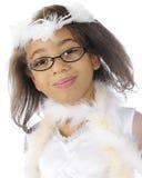 Dressy Elementary Portrait Royalty Free Stock Photo