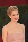 Drew Barrymore foto de stock royalty free