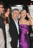 Drew Barrymore Kate Beckinsale, Robert De Niro Royaltyfri Bild