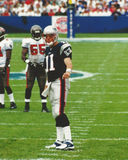 Drew Bledsoe, New England Patriots Στοκ φωτογραφίες με δικαίωμα ελεύθερης χρήσης
