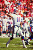Drew Bledsoe New England Patriots Stock Photography