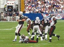 Drew Bledsoe, New England Patriots Royalty Free Stock Photos