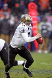 Drew Brees των New Orleans Saints στοκ εικόνες με δικαίωμα ελεύθερης χρήσης