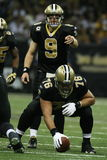 Drew Brees Images libres de droits