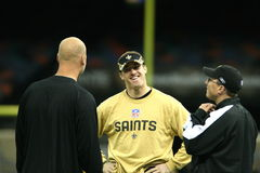 Drew Brees Fotografia Stock