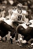 Drew Brees New Orleans Saints fotografering för bildbyråer