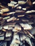 drewna Zdjęcie Royalty Free