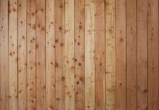 Drewna ściany tekstura Fotografia Royalty Free