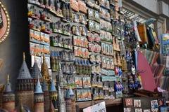 drewna na boku dostępny robić kurortu seashells najwięcej ostryg robić zakupy pamiątkarskie rozgwiazdy lato one vare drewno zdjęcie royalty free