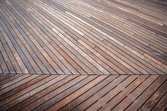 Drewna podłoga tekstura Zdjęcia Royalty Free
