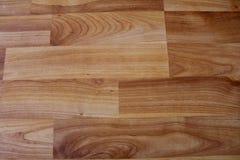 Drewna prześcieradło kasetonuje podłogową teksturę Obrazy Stock