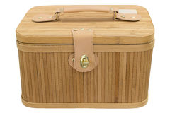 Drewna pudełko Obrazy Stock