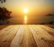 Drewna textured tła Zdjęcie Royalty Free