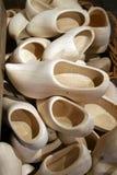 drewniaki wypełnić pole Zdjęcie Stock