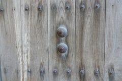 Drewniana ściana Japoński tradycyjny dom Zdjęcia Stock