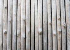 Drewniana ścienna podłoga Fotografia Stock
