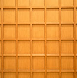 Drewniana ścienna tekstura Zdjęcie Royalty Free
