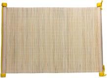 Drewniana ślimacznica odizolowywająca Obraz Stock