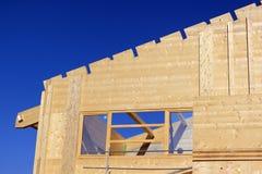 Drewniana architektura Zdjęcie Royalty Free