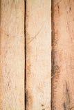 Drewniana bela dla budowa budynków tła Zdjęcia Stock