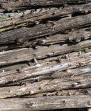 Drewniana beli ogrodzenia tekstura Zdjęcie Stock