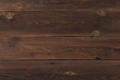 Drewniana biurko deska używać jako tło Zdjęcia Royalty Free