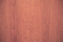 Drewniana biurko deska używać jako tło Obraz Stock