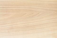 Drewniana blondynki tekstura Fotografia Royalty Free