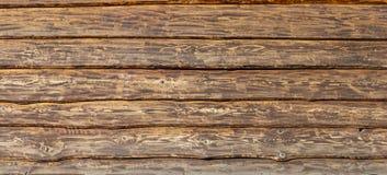 Drewniana brąz adry tekstura, odgórny widok drewniany stołowy drewno ściany tło zdjęcia royalty free