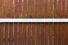 Drewniana brama Obraz Stock