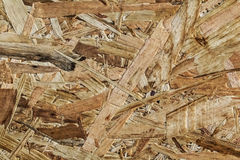 Drewniana Chipboard Szorstkiej powierzchni tekstura - szczegół Obrazy Stock