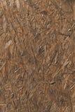 Drewniana chipboard tekstura Obrazy Stock
