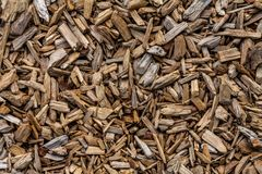Drewniana chocho? powierzchnia zdjęcia royalty free