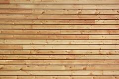 Drewniana ściana Zdjęcia Stock