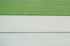 Drewniana ściana. Obrazy Stock