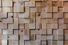 Drewniana ciosowa podłogowa tekstura Interesing wzorów zamknięty up Obraz Stock